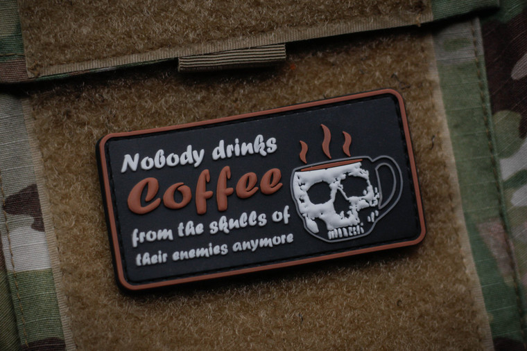 Coffee Morale Patch