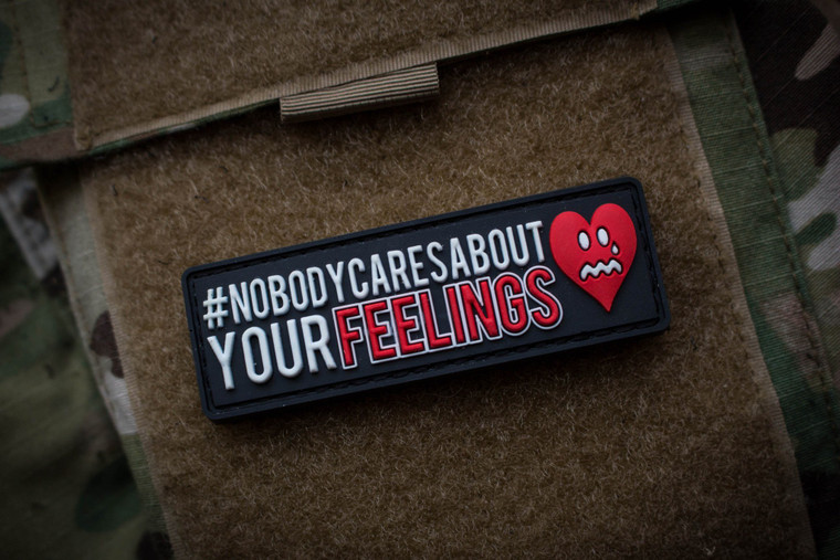 Nobody Cares Morale Patch
