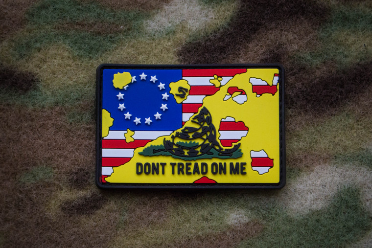 Betsy Ross/DTOM Morale Patch