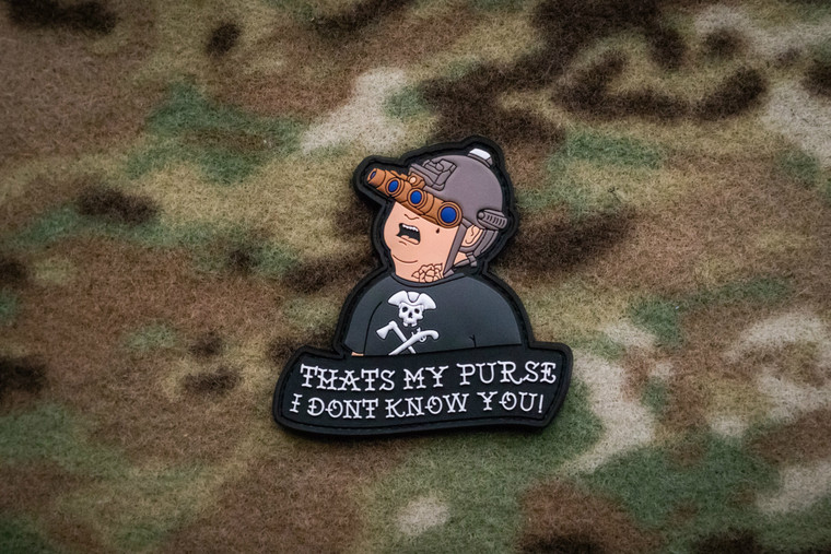 That's My Purse! Morale Patch
