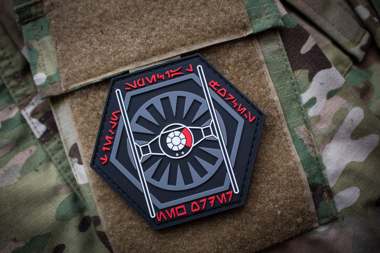New Order Tie Fighter Squadron Morale Patch