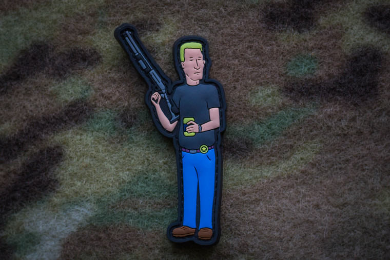 King of The Kill Boomhauer Morale Patch