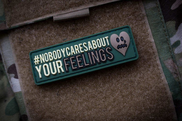 Nobody Cares Subdued Morale Patch