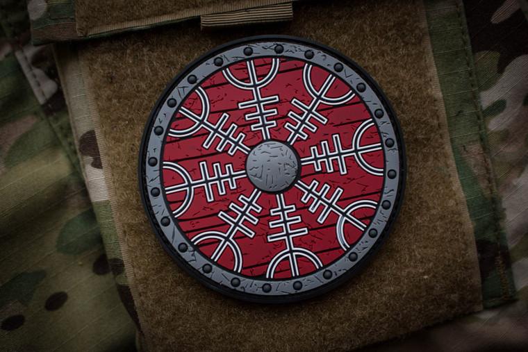 Viking Shield Morale Patch