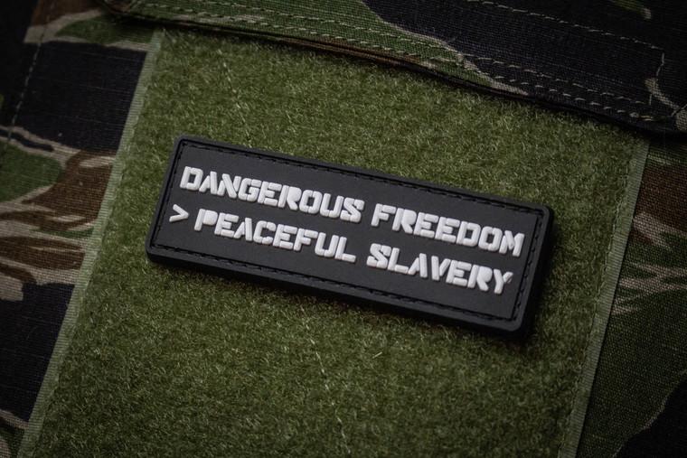 Dangerous Freedom Morale Patch
