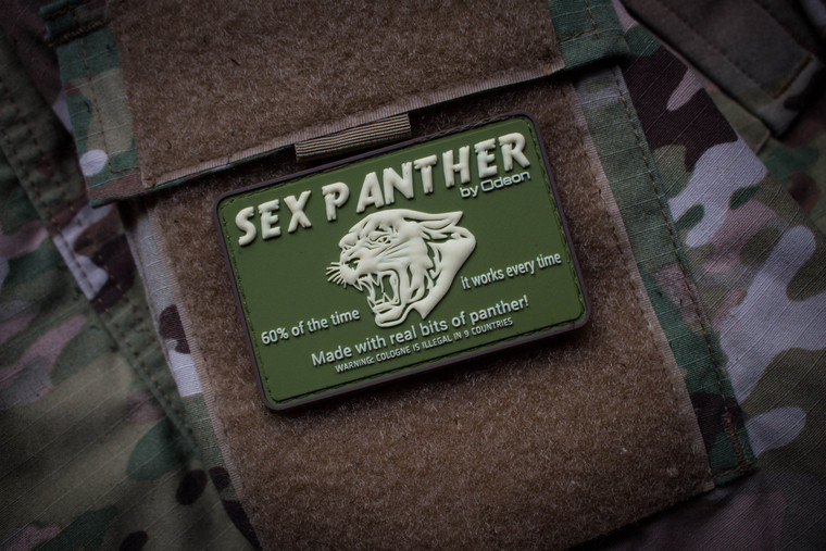 Sex Panther Morale Patch Subdued