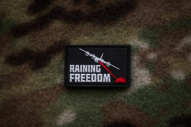 Raining Freedom Color Ranger Eye