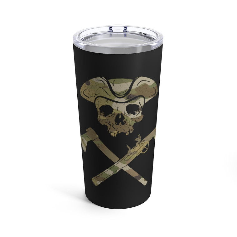 Multicam Jolly Roger Tumbler 20oz