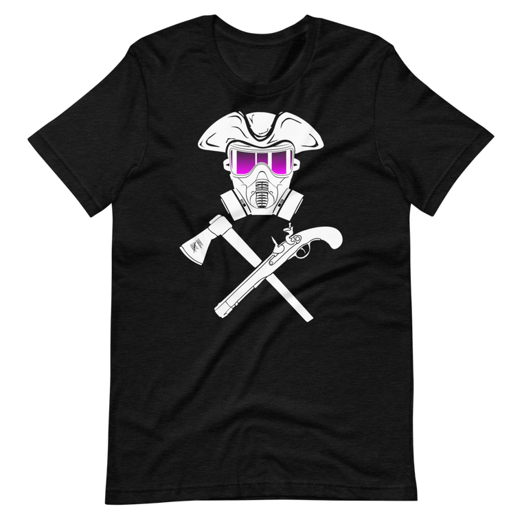 Gas Mask Jolly Roger