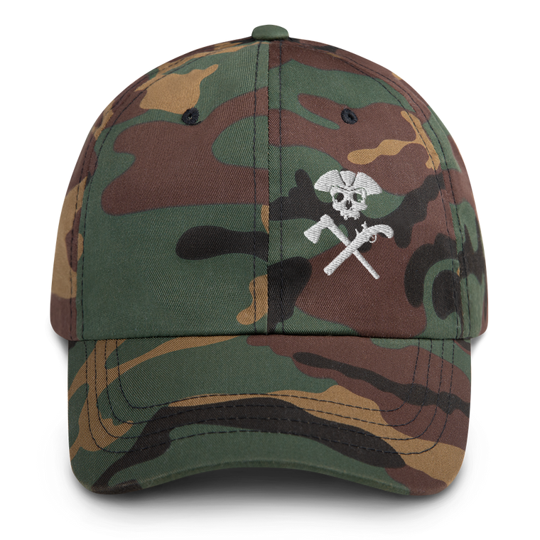 Jolly Roger Woodland Hat