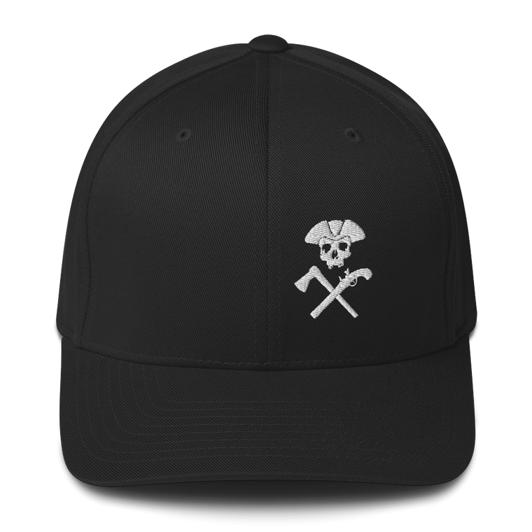 Jolly Roger Flex Fit Hat