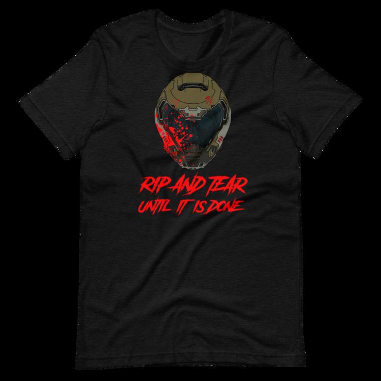Rip And Tear Short Sleeve Tee