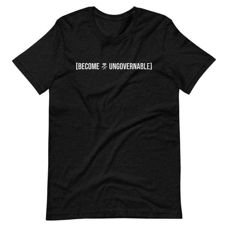 Ungovernable Short Sleeve Tee