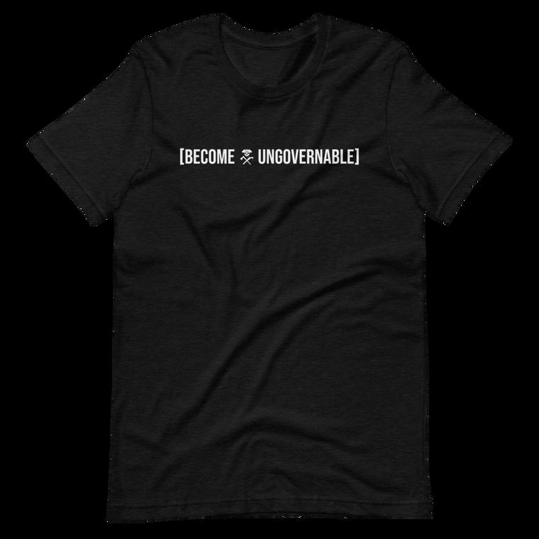 Ungovernable Short Sleeve Tee