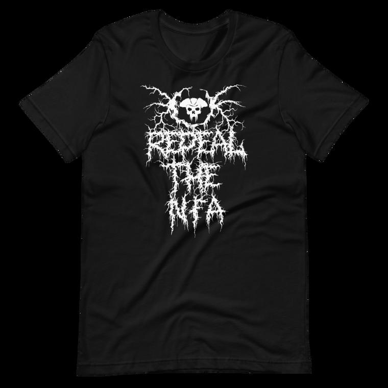 Repeal The NFA Short Sleeve Tee