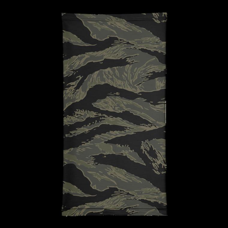 Black Tiger Face Wrap