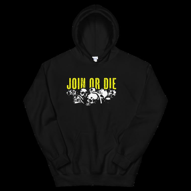 Join or Die Hoodie