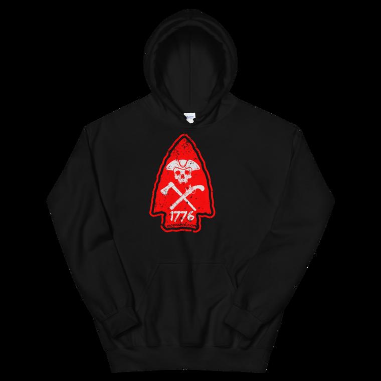 Arrowhead Red Hoodie