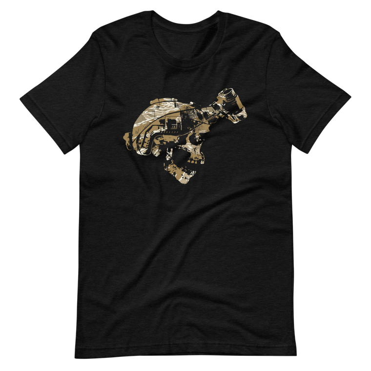Guns Gear & Beer Desert Tiger Short Sleeve Tee