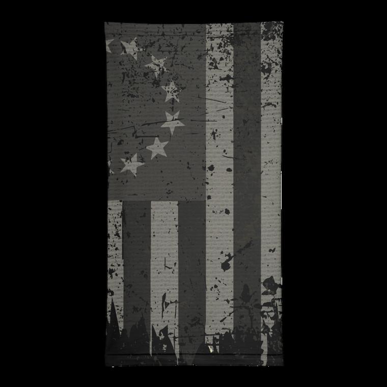 Betsy Ross Gray Face Wrap