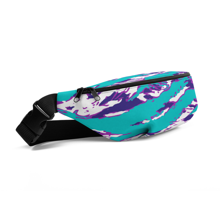 Baja Tiger Stripe Fanny Pack