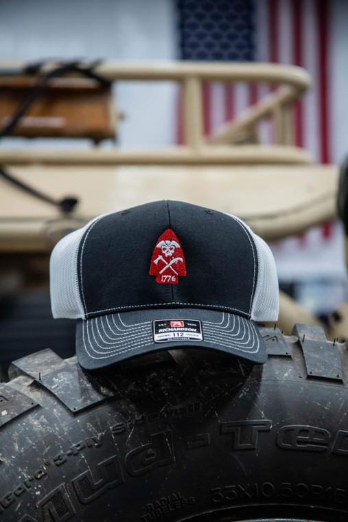 Arrowhead Red Trucker Hat