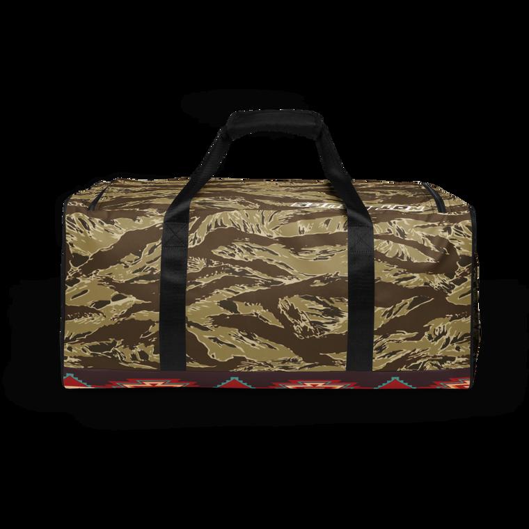 The Mule Bag Desert Tiger Stripe