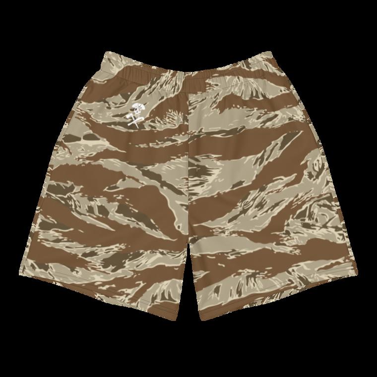 Desert Tiger Stripe Shorts