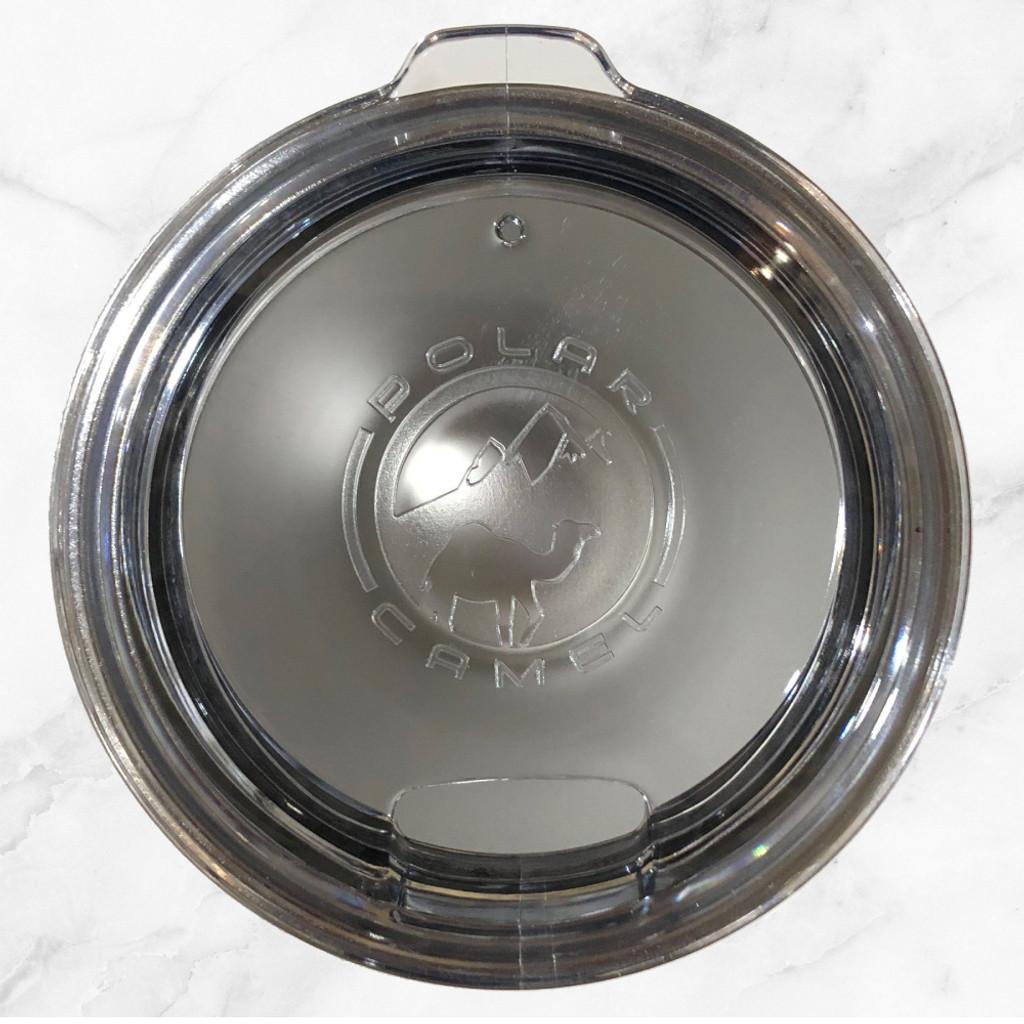 GRILL LEGEND-B 16 oz Stemless Wine Glass with Lid
