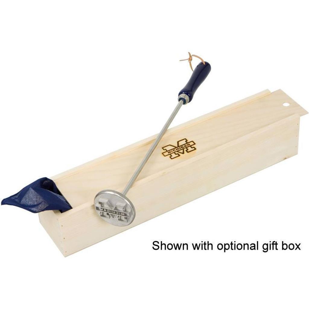 Optional wood gift box