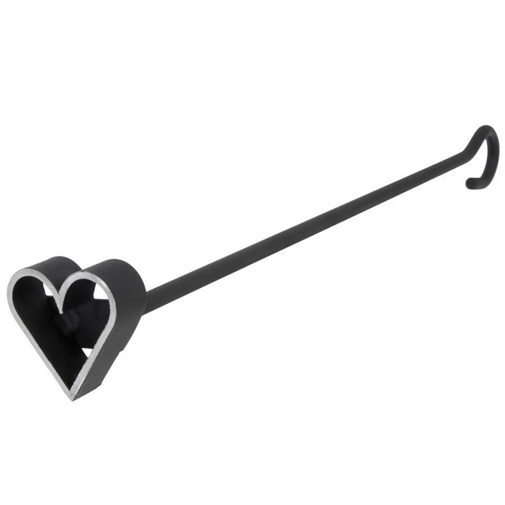 Heart BBQ Branding Iron