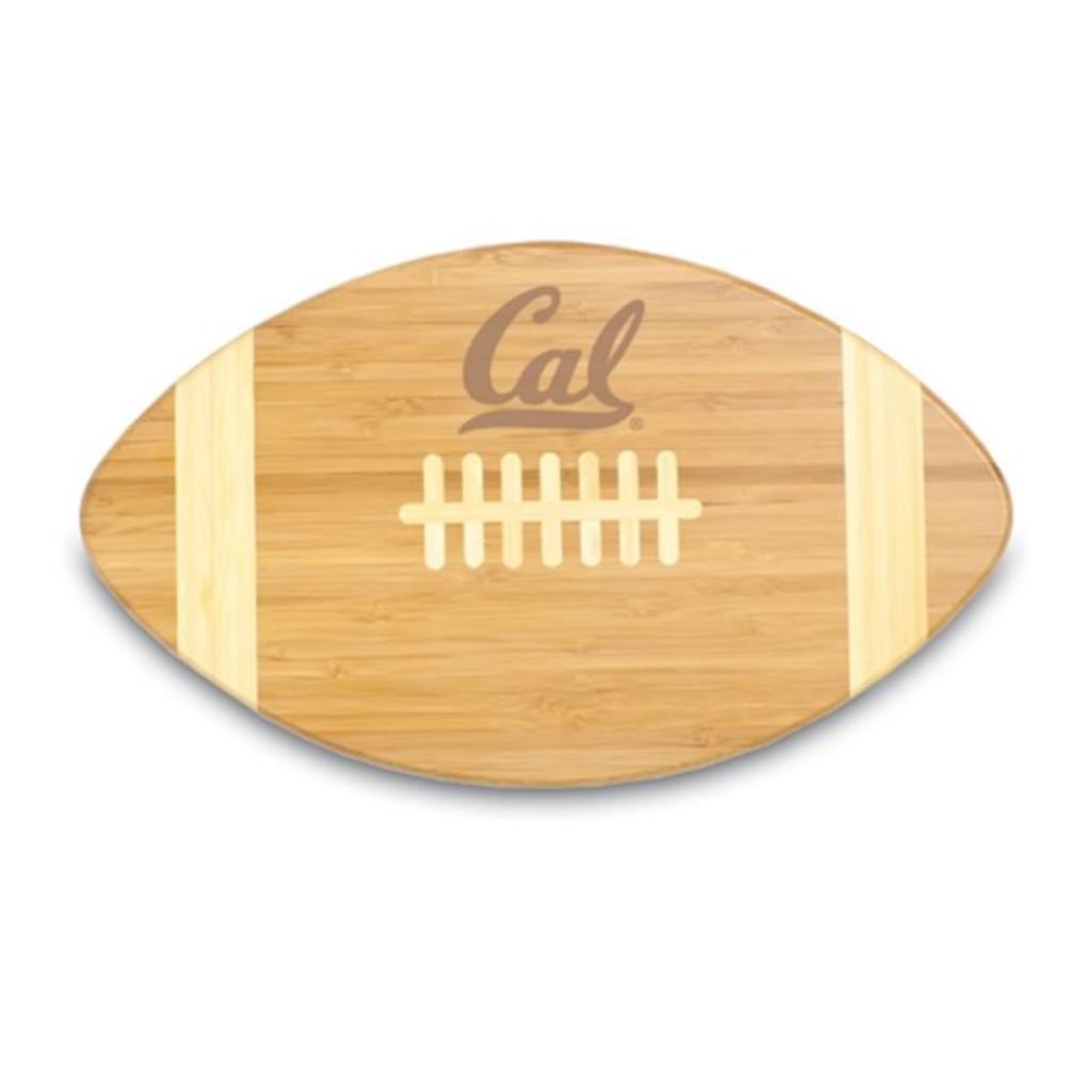 California Berkeley Bears Engraved Football Cutting Board