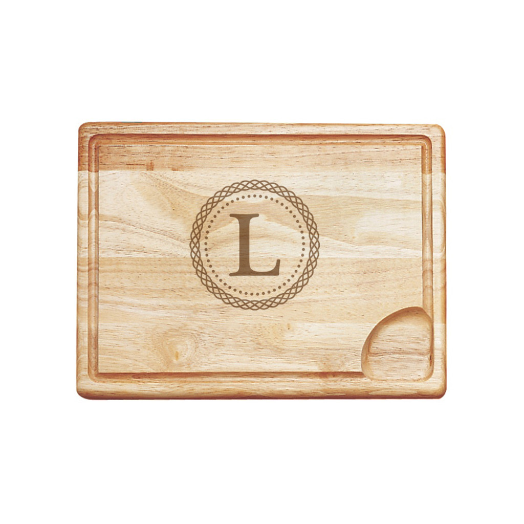 Celtic Circle Personalized Carving Board