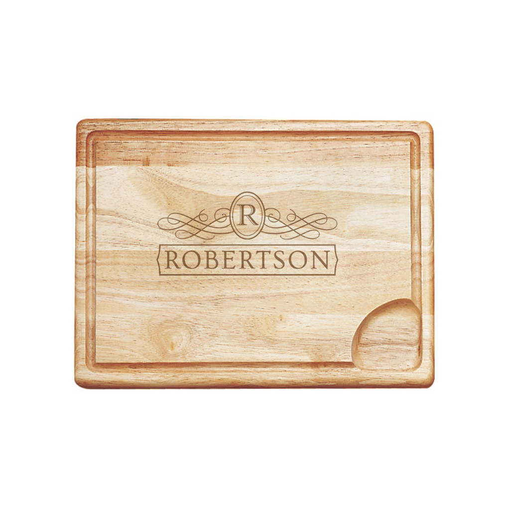 Empire Personalized Carving Board