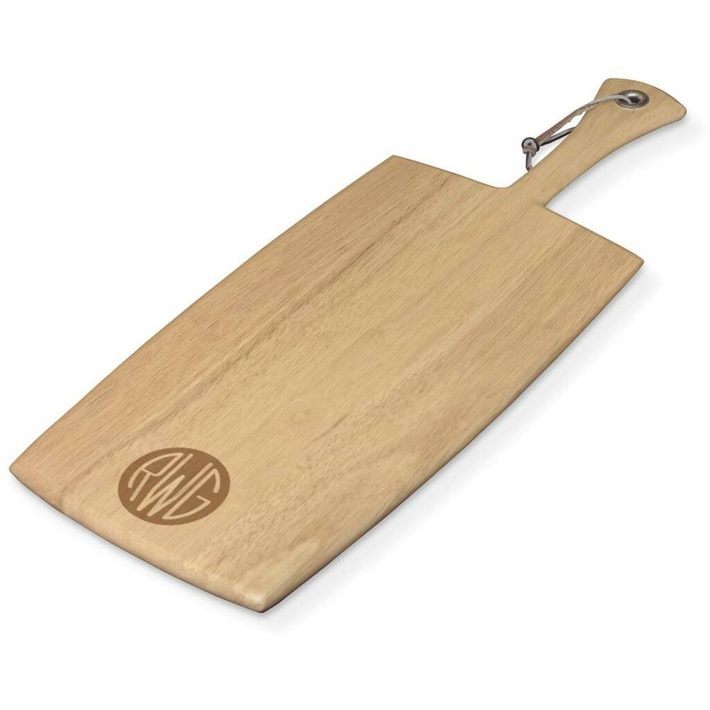 Solid Circle Monogram Rectangular Paddle Board