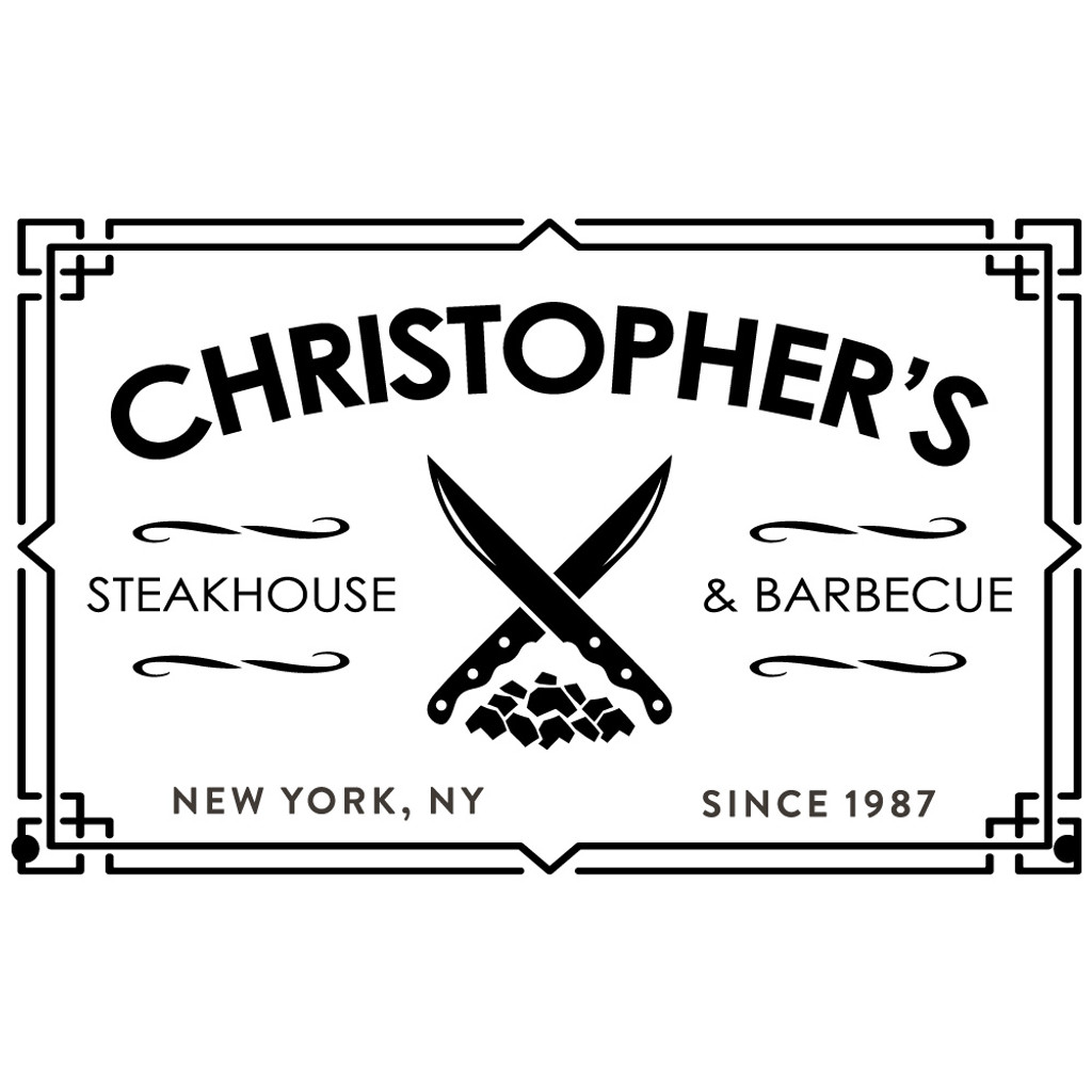 steakhouse laser engraved design