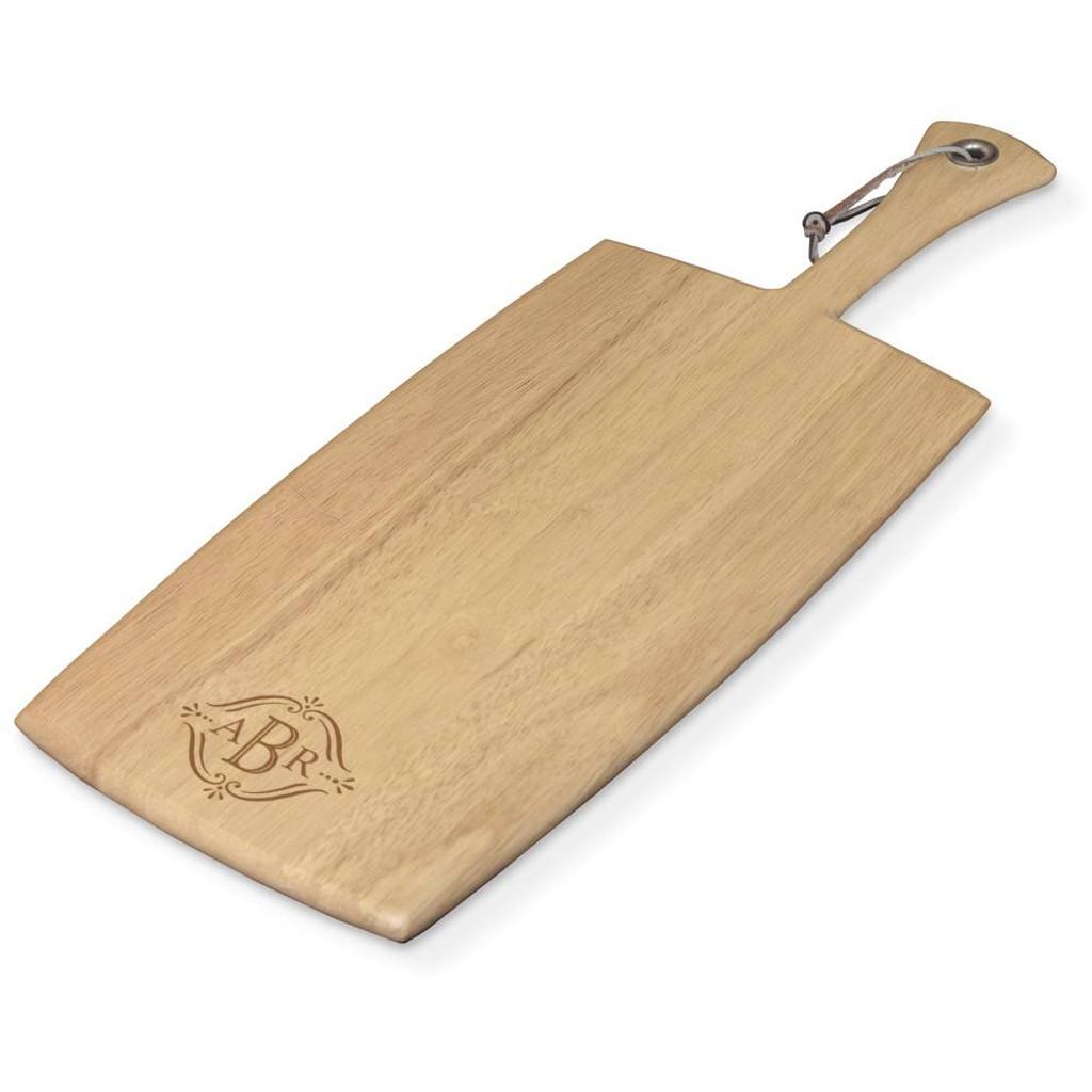 Vintage Monogram Rectangular Paddle Board