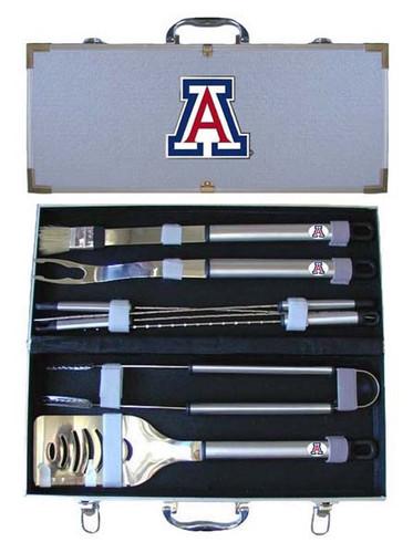 Arizona Wildcats BBQ Tool Set
