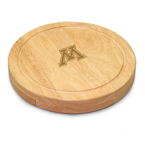 Minnesota Golden Gophers Engraved Cutting Board