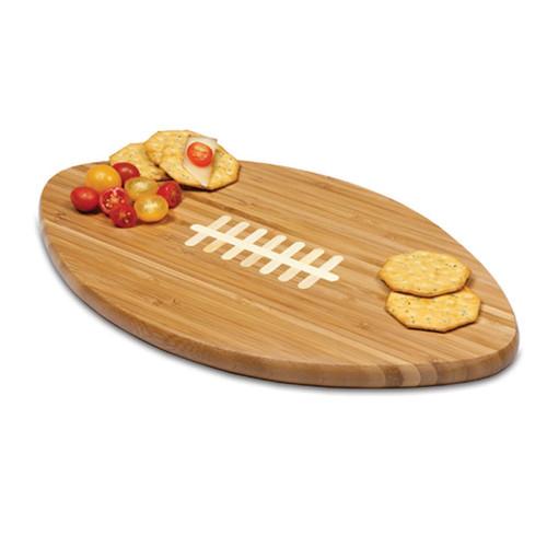 Auburn Tigers Engraved Football Cutting Board