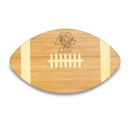 Boston College Eagles Engraved Football Cutting Board