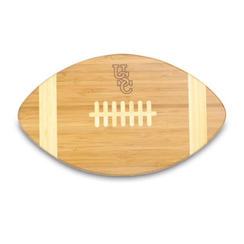 South Carolina Gamecocks Engraved Football Cutting Board