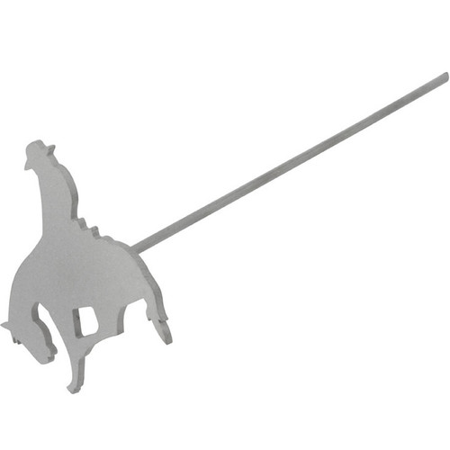 Mini Bronco Rider Branding Iron