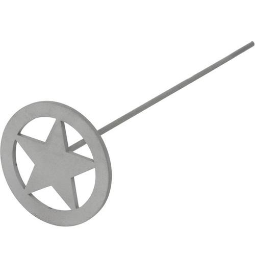Mini Circle Star Branding Iron
