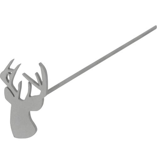 Mini Deer Bust Branding Iron