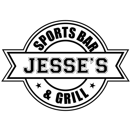sports bar laser engraved design