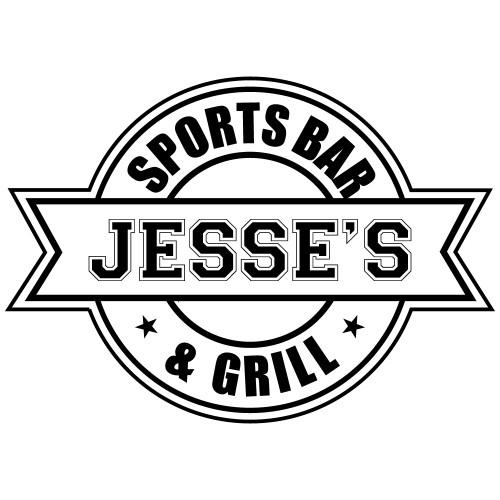 sports bar laser engraved design