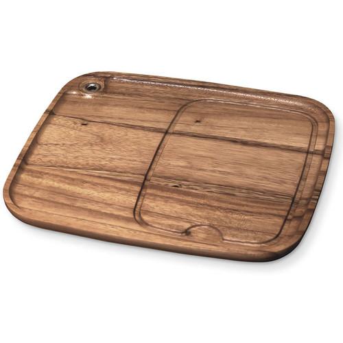 Ironwood Gourmet Wood Steak Barbecue Plate