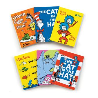 Dr. Seuss Books - assorted set of 3