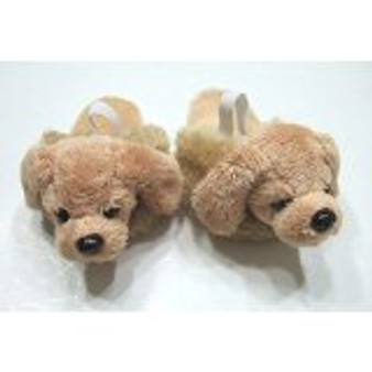 Puppy Slippers For Your American Girl Doll